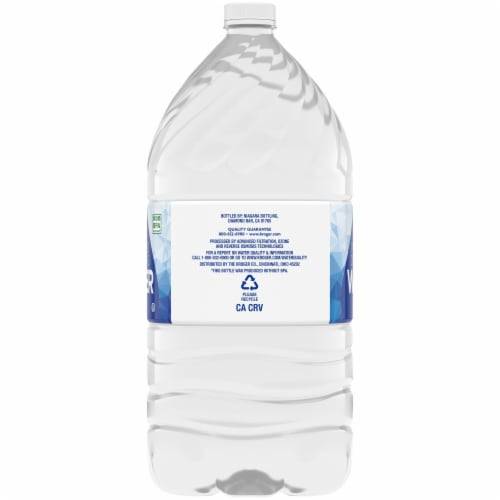 Kroger® Purified Drinking Water Perspective: right