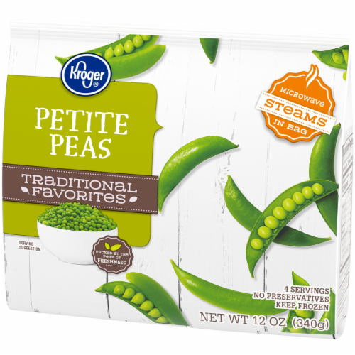 Kroger® Traditional Favorites Petite Peas Perspective: right