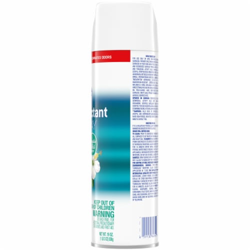 Kroger® Paradise Mist Disinfectant Spray Can Perspective: right