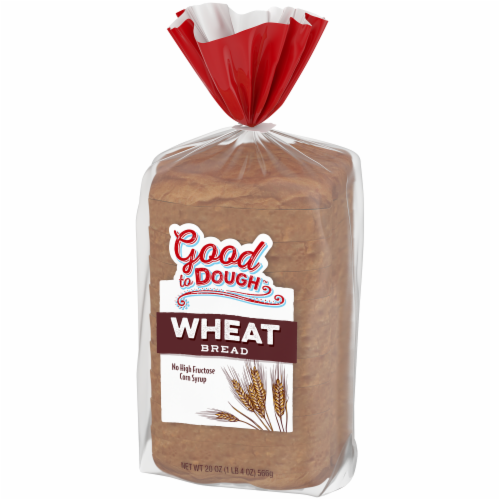 Good to Dough™ Wheat Bread Perspective: right