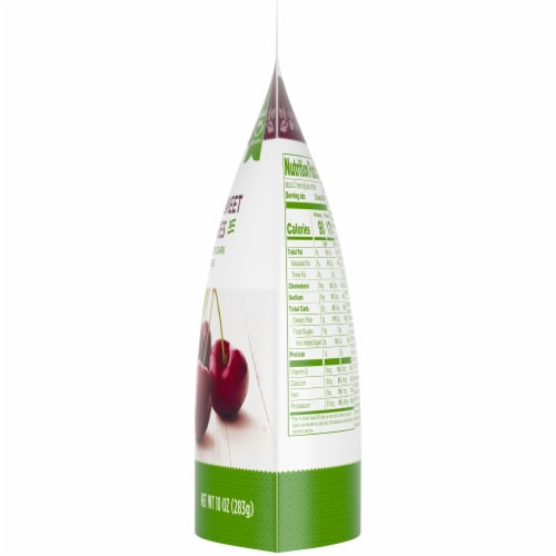 Simple Truth Organic™ Frozen Dark Sweet Cherries Perspective: right