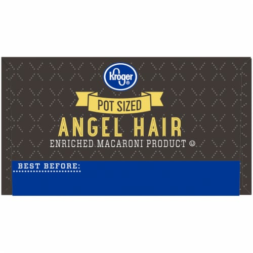Kroger® Pot Ready Angel Hair Pasta Perspective: right