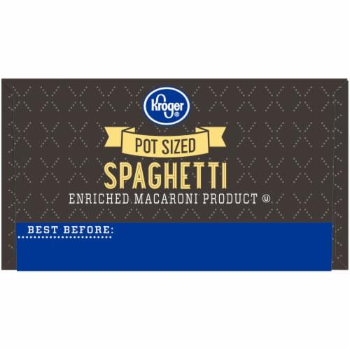 Kroger® Pot Size Spaghetti Perspective: right
