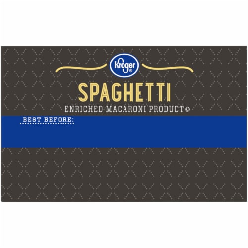 Kroger® Spaghetti Perspective: right
