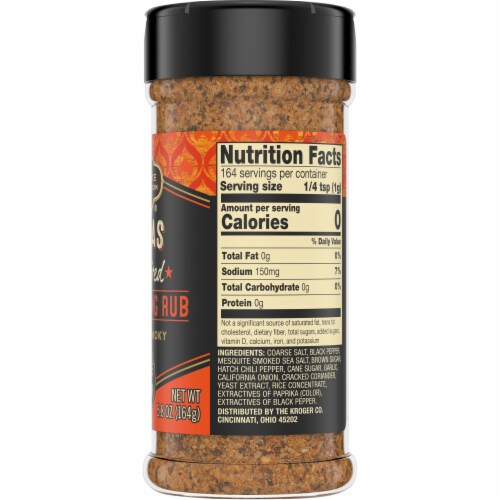 Private Selection® Texas Seasoning Rub Perspective: right