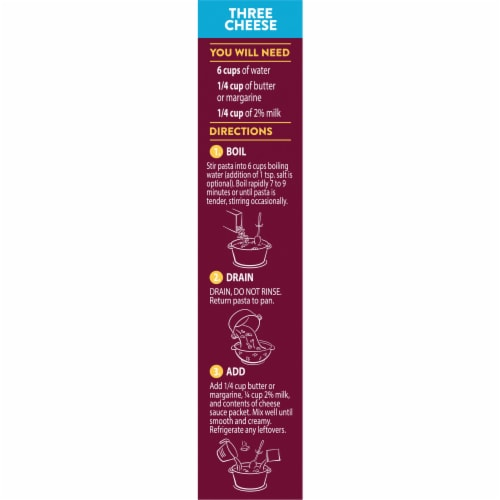 Kroger® Three Cheese Macaroni & Cheese Perspective: right