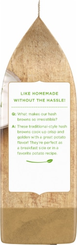 Simple Truth™ Shredded Hash Brown Potatoes Perspective: right
