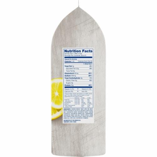 Kroger® Lemon Herb Grilled Chicken Breast Fillets Perspective: right
