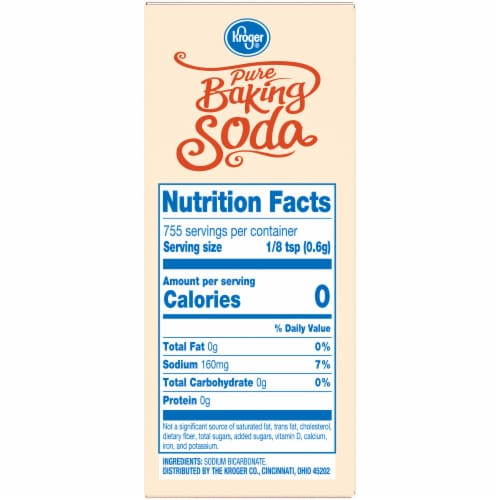 Kroger® Pure Baking Soda Perspective: right