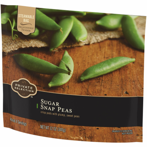 Private Selection™ Sugar Snap Peas Perspective: right