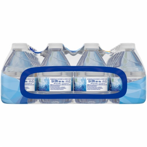 Kroger® Purified Water Mini Bottles Perspective: right