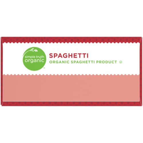 Simple Truth Organic™ Spaghetti Perspective: right