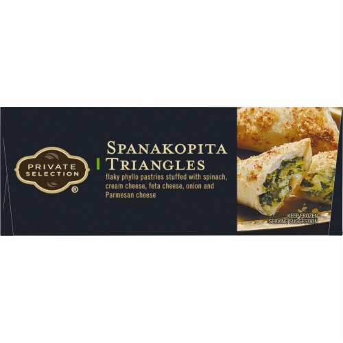 Private Selection® Spanakopita Triangles Perspective: right