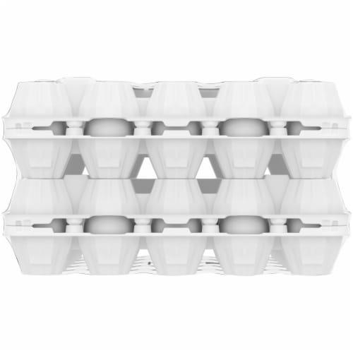Kroger® Grade AA Medium Eggs Perspective: right