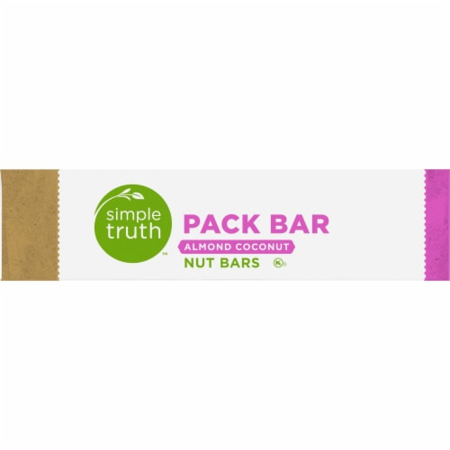 Simple Truth™ Pack Bar Almond Coconut Nut Bars 6-1.4 oz Perspective: right