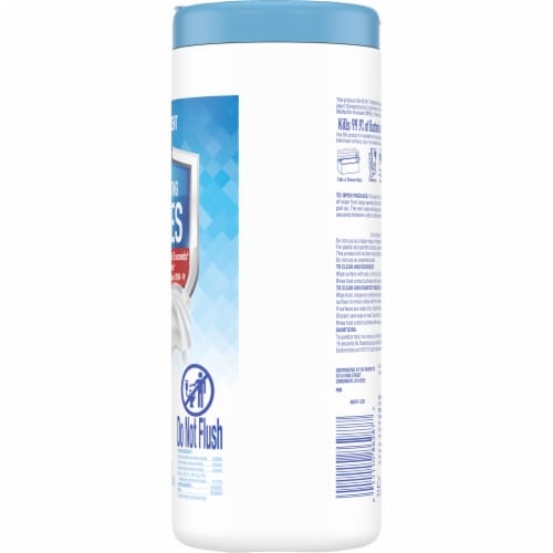 Kroger® Fresh Scent Disinfecting Wipes Perspective: right