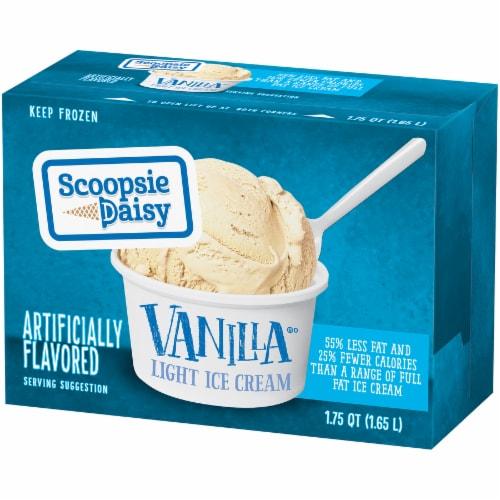 Scoopsie Daisy Vanilla Light Ice Cream Perspective: right