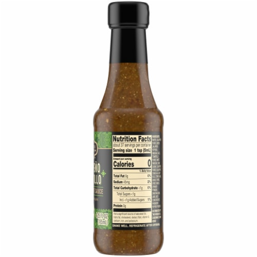 Private Selection® Jalapeno Tomatillo Hot Sauce Perspective: right