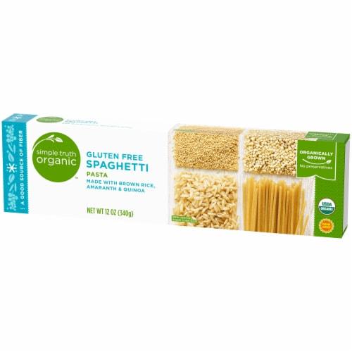 Simple Truth Organic™ Gluten Free Spaghetti Pasta Perspective: right