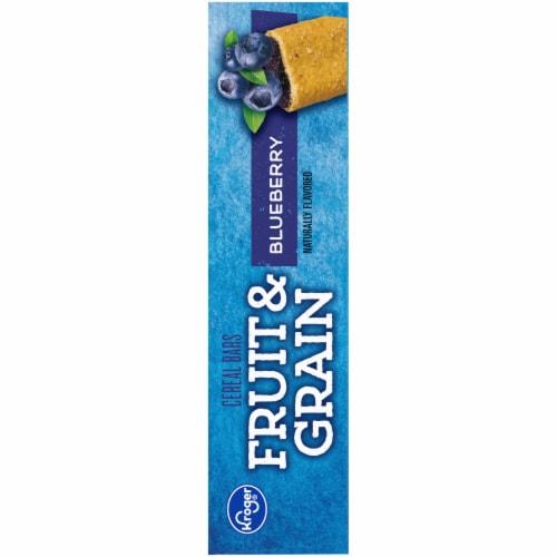 Kroger® Fruit & Grain Blueberry Cereal Bars Perspective: right