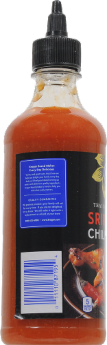 Kroger® Sriracha Chili Sauce Perspective: right