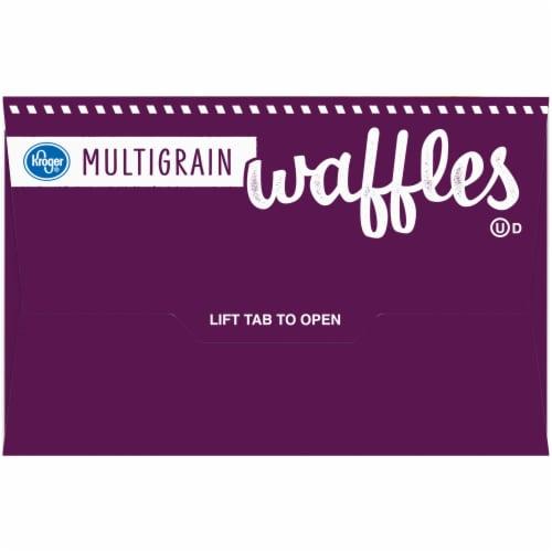 Kroger® Multigrain Waffles Perspective: right