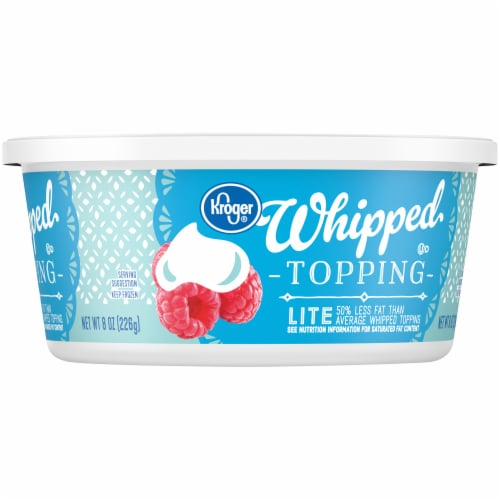 Kroger® Lite Whipped Topping Perspective: right