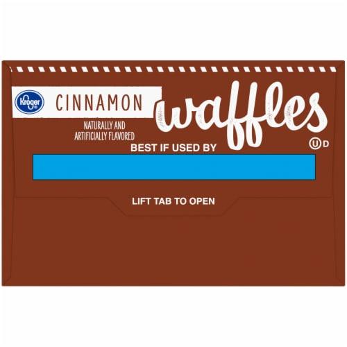 Kroger® Cinnamon Waffles Perspective: right