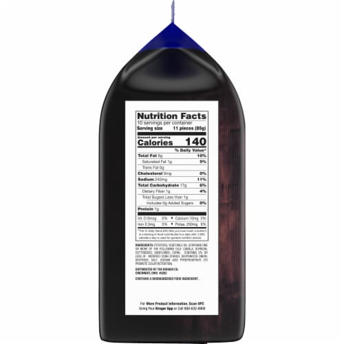 Kroger® Tater Rounds Perspective: right