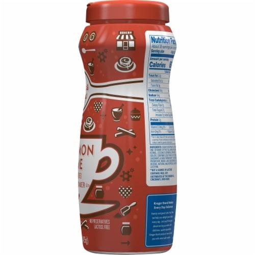 Kroger® Non-Dairy Cinnamon Creme Coffee Creamer Perspective: right