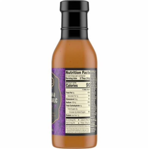 Private Selection® Parmesan & Roasted Garlic Salad Dressing Perspective: right