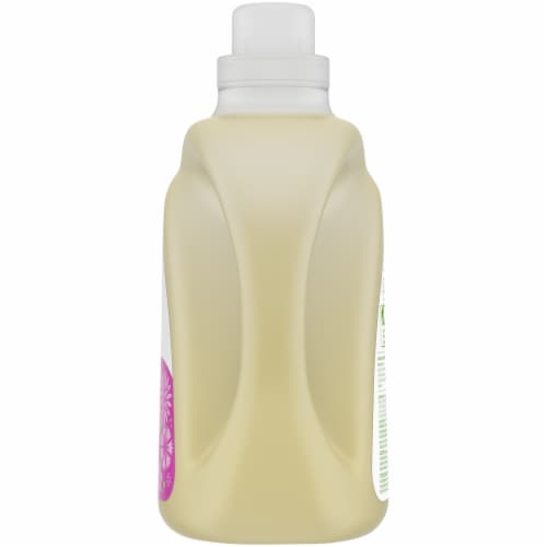 Simple Truth® Wildflower Plant-Based Liquid Laundry Detergent Perspective: right