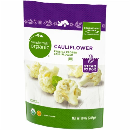 Simple Truth Organic® Frozen Cauliflower Perspective: right