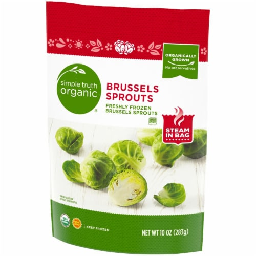 Simple Truth Organic™ Brussels Sprouts Perspective: right