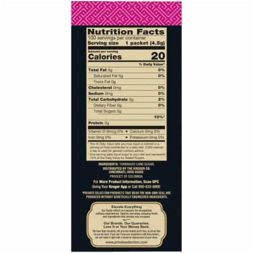 Private Selection® Turbinado Cane Sugar Perspective: right