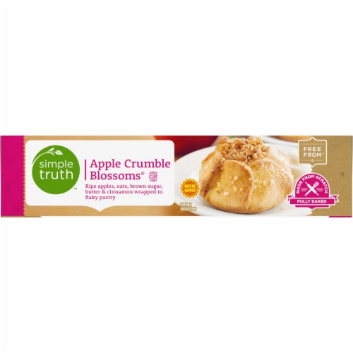 Simple Truth™ Apple Crumble Blossoms® Perspective: right