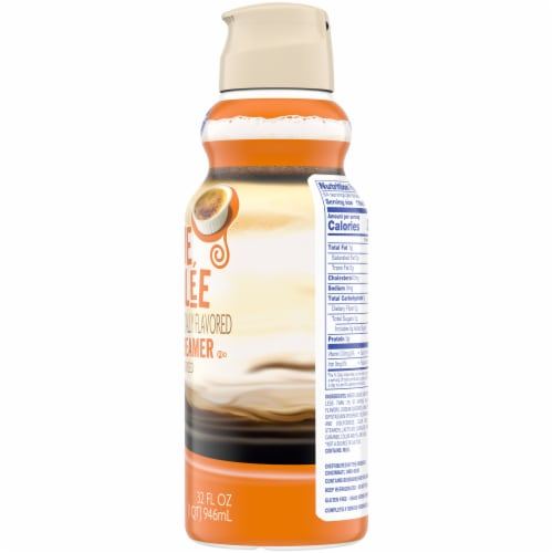 Kroger® Creme Brulee Coffee Creamer Perspective: right