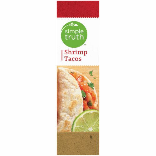 Simple Truth™ Appetizer Size Shrimp Tacos Perspective: right