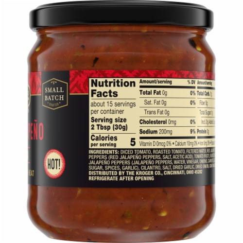 Private Selection® Hot Red Jalapeno Salsa Perspective: right