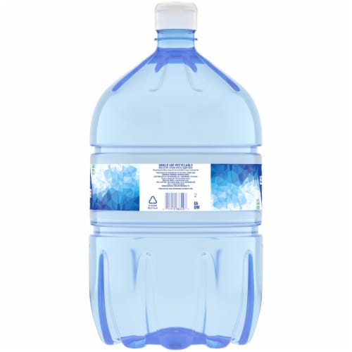 Kroger® Purified Water Perspective: right