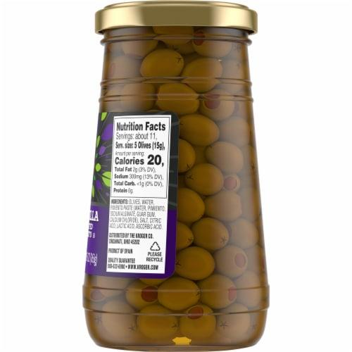 Kroger® Stuffed Manzanilla Olives Perspective: right