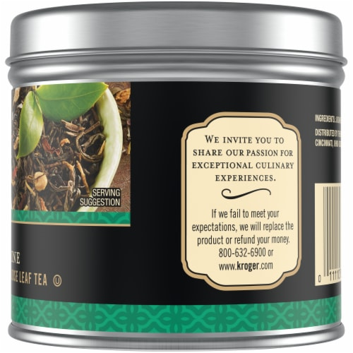 Private Selection® Jasmine Green loose leaf Tea Perspective: right