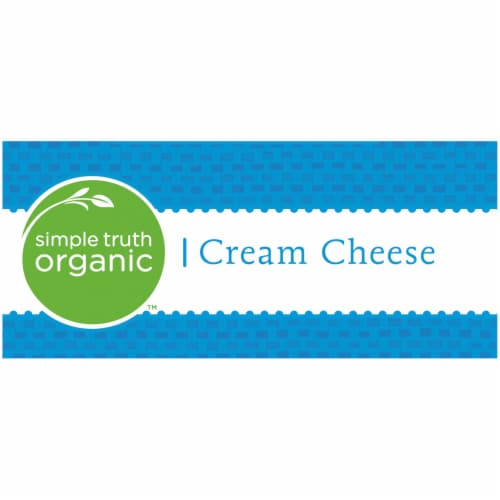 Simple Truth Organic™ Cream Cheese Perspective: right