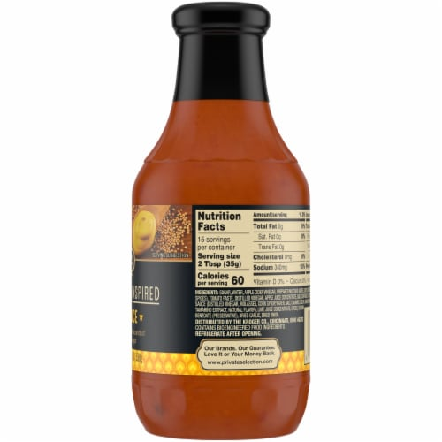 Private Selection™ Carolina Inspired BBQ Sauce Perspective: right