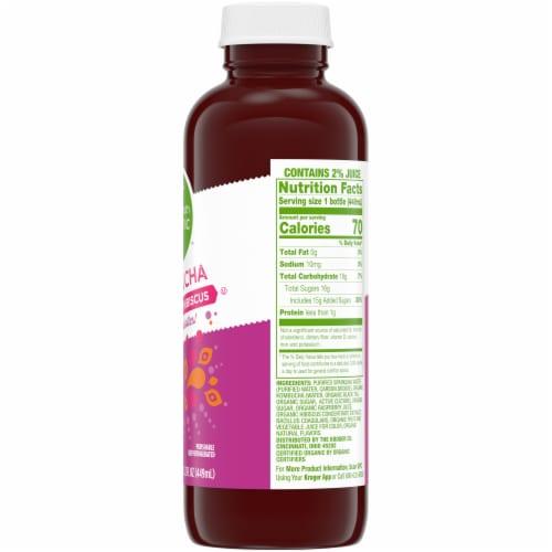 Simple Truth Organic™ Raspberry Hibiscus Kombucha Perspective: right