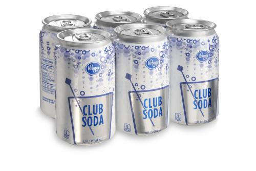 Kroger® Club Soda Perspective: right