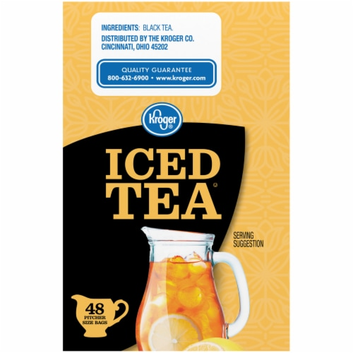 Kroger® Iced Tea Bags Perspective: right