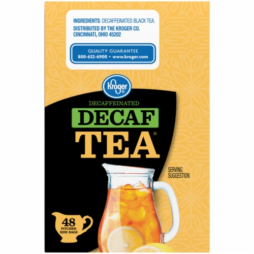 Kroger® Decaf Tea Bags Perspective: right