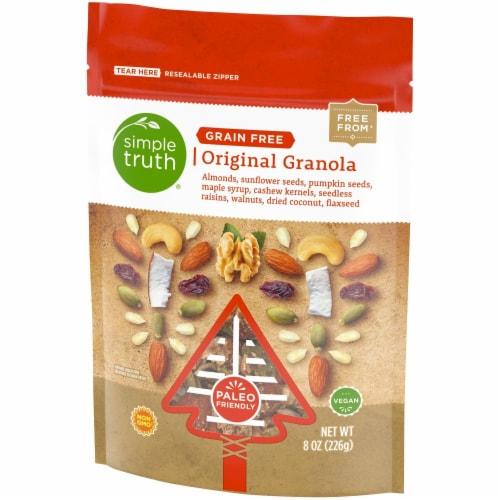 Simple Truth® Grain Free Original Granola Perspective: right