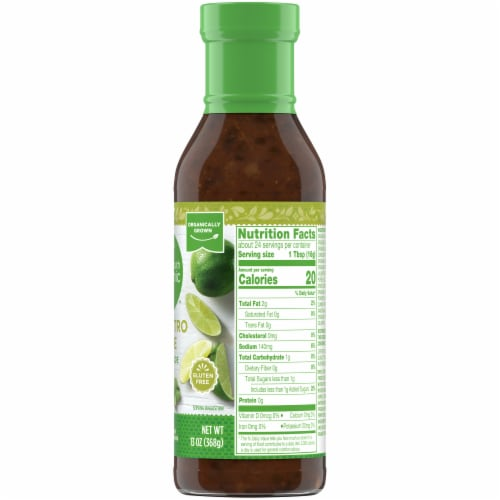 Simple Truth Organic™ Cilantro Lime Marinade Perspective: right